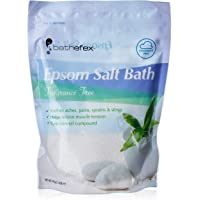 Bathefex Fragrance Free Epsom Salt Bath, 750g