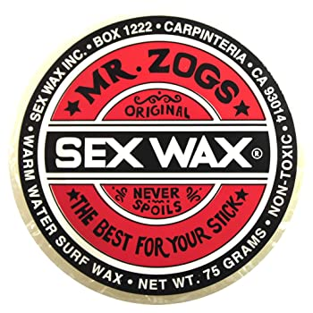 Mr Zogs Original Surf Wax