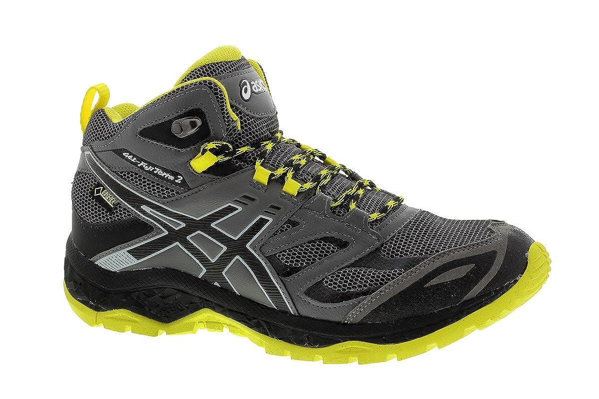 Asics Gel Fujiterra 2 MT G-Tex Zapatillas de Senderismo Hombre Gris