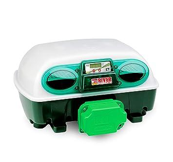 River Systems - Incubadora patentada profesional digital ET24 automática: Amazon.es: Electrónica