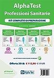 Alpha Test. Professioni sanitarie. Kit completo di preparazione. Con Contenuto digitale per download e accesso on line