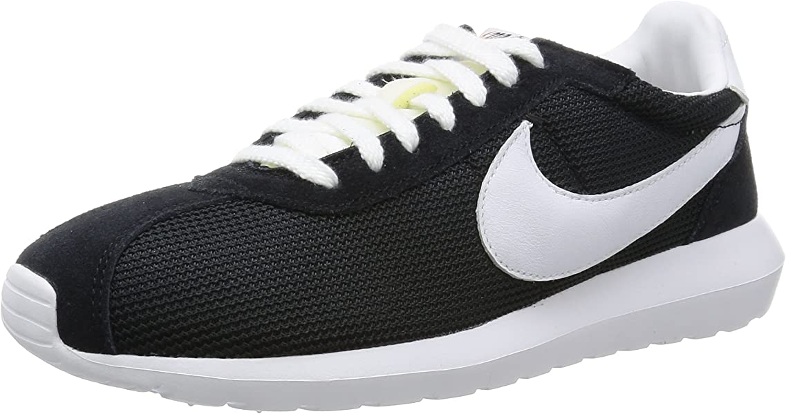 separation shoes f7f31 b4b38 Nike Men s Roshe Ld-1000 Qs Black White White Ankle-High Mesh