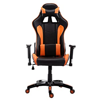 acepro Gaming ejecutivo silla giratoria ergonómico estilo Racing de ...