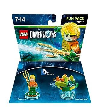 Lego Dimensions: Fun Pack DC Aquaman: Amazon.co.uk: PC & Video Games