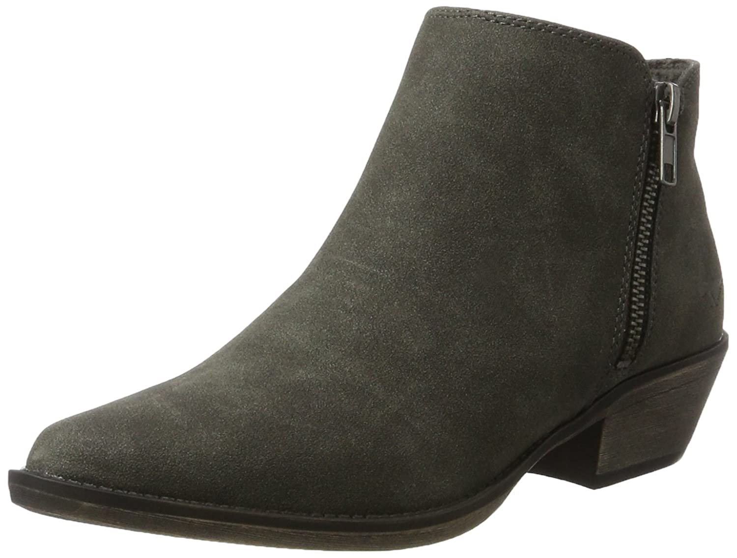 Rocket Dog Akron, Botas Chelsea para Mujer41 EU|Gris (Charcoal Charcoal)