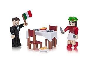 Roblox Celebrity Soro's Fine Italian Dining Game Pack