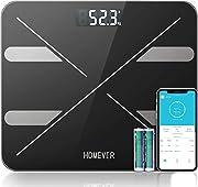 Permetti alla tecnologia di supportarti anche nella gestione della tua salute! Con questa Bilancia Smart, collegata al tuo cellulare, potrai tenere sotto controllo la tua salute molto più facilmente!