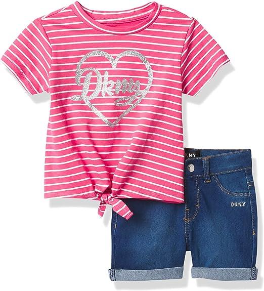 DKNY Girls' 2 Pcs. Set