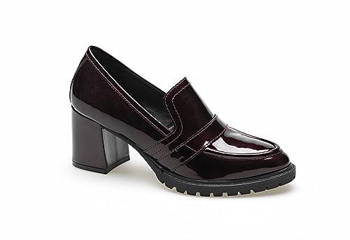 Apepazza - Mocasines de charol para mujer Size: 37: Amazon.es: Zapatos y complementos