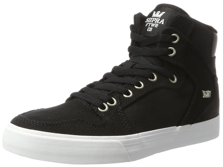 Supra Vaider LC Sneaker B01MS6J71C Medium / 11 C/D US Women / 9.5 D(M) US Men|Black-white/White