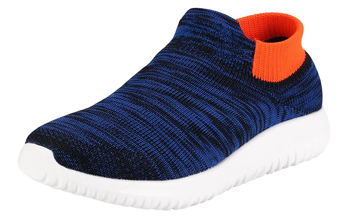 ROSBIEN Kids Breathable Slip-on Shoes, Lightweight Casual Sports Shoes for Boys & Girls RB-404