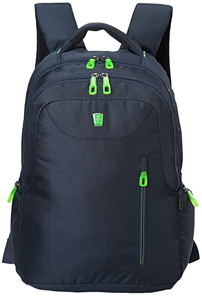 3eb609a18d2 Amazon.com  ZEE PAC Lightweight Stylish Business Laptop Backpack ...