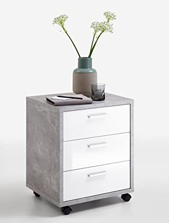 Container Schreibtisch