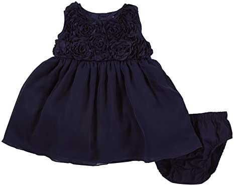 Amazon.com: Carter's Baby Girls Special Occasion Dress (NB-24M ...
