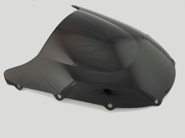 Racing Verkleidungsscheibe schwarz Kawasaki ZX-9R NINJA ZX900C//C-D 1998-1999