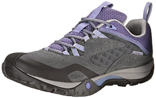 Merrell Azura Breeze, Women's Lace-Up Hiking Shoes - Turbulence, ...