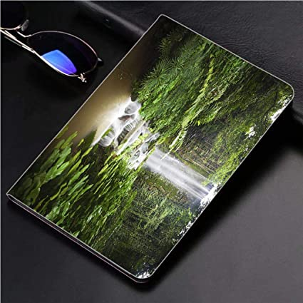 finest selection 51a29 90145 Amazon.com: Compatible with 3D Printed iPad Pro 10.5 Case Waterfall ...