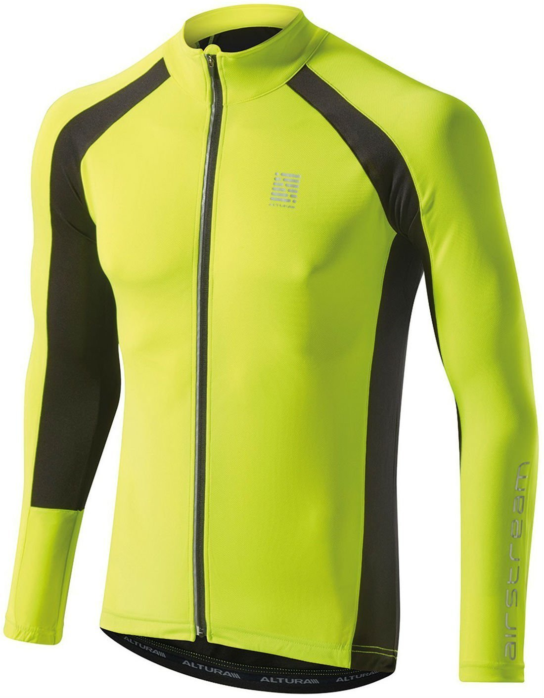 Yellow 2019 New Fashion Style Online Cycling Altura Nightvision 4 Long Sleeve Mens Cycling Jersey
