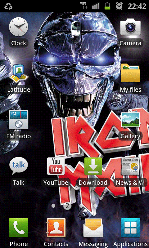 Amazoncom Iron Maiden Wallpapers Appstore For Android