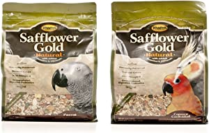Safflower Gold Large Hookbill Bird Food 25lb