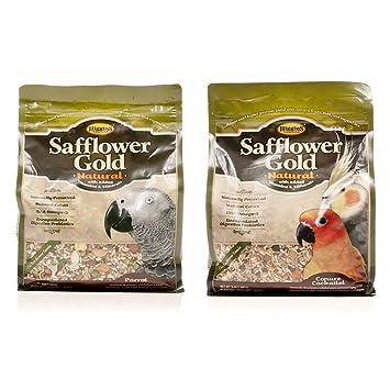 Higgins Pet Food Safflower Gold Large Hookbill 25lb