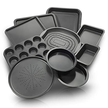 Review ChefLand 10-Piece Nonstick Bakeware