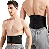 "Lumbar Support Back Brace for Men and Women (Regular 28"" - 50"")"