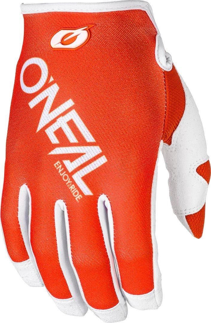 ONeal Unisex-Adult Mayhem Glove Two face Orange//White Size 10
