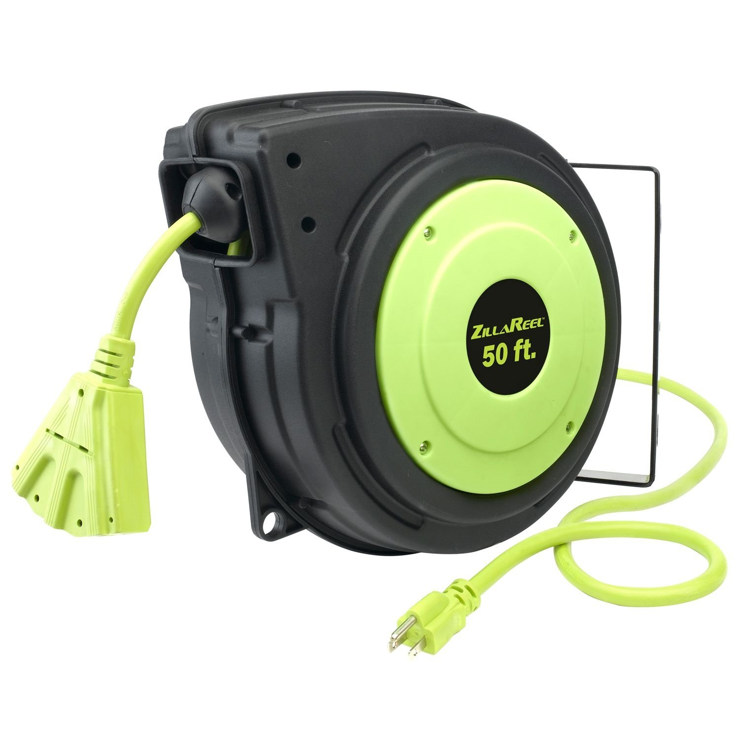 50' Retractable Cord Reel by Branco