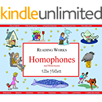 Homophones and Heteronyms: Sounds of English (Reading Works Book 10) (English Edition)