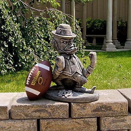 Notre Dame Fighting Irish NCAA U0026quot;Leprechaunu0026quot; College Mascot 20?  Vintage Statue
