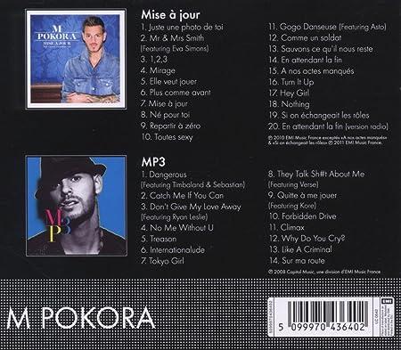 MP3 POKORA GRATUITEMENT MATT MIRAGE TÉLÉCHARGER