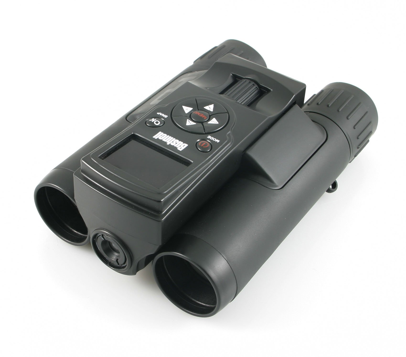 Bushnell ImageView 8 x 30mm Roof Prism Camera Binoculars with HD Video Recorder, Black by Bushnell