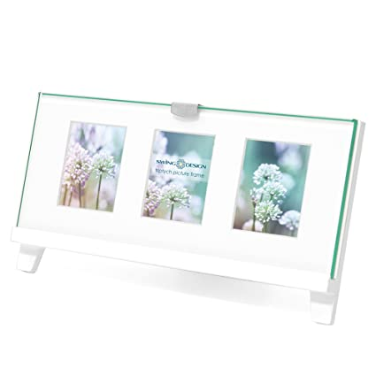 Amazon.com - Swing Design Frame Easel White Triptych -