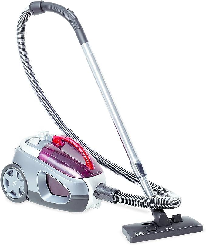 Solac AS3192 - Aspirador sin bolsa, 650 W: Amazon.es: Hogar