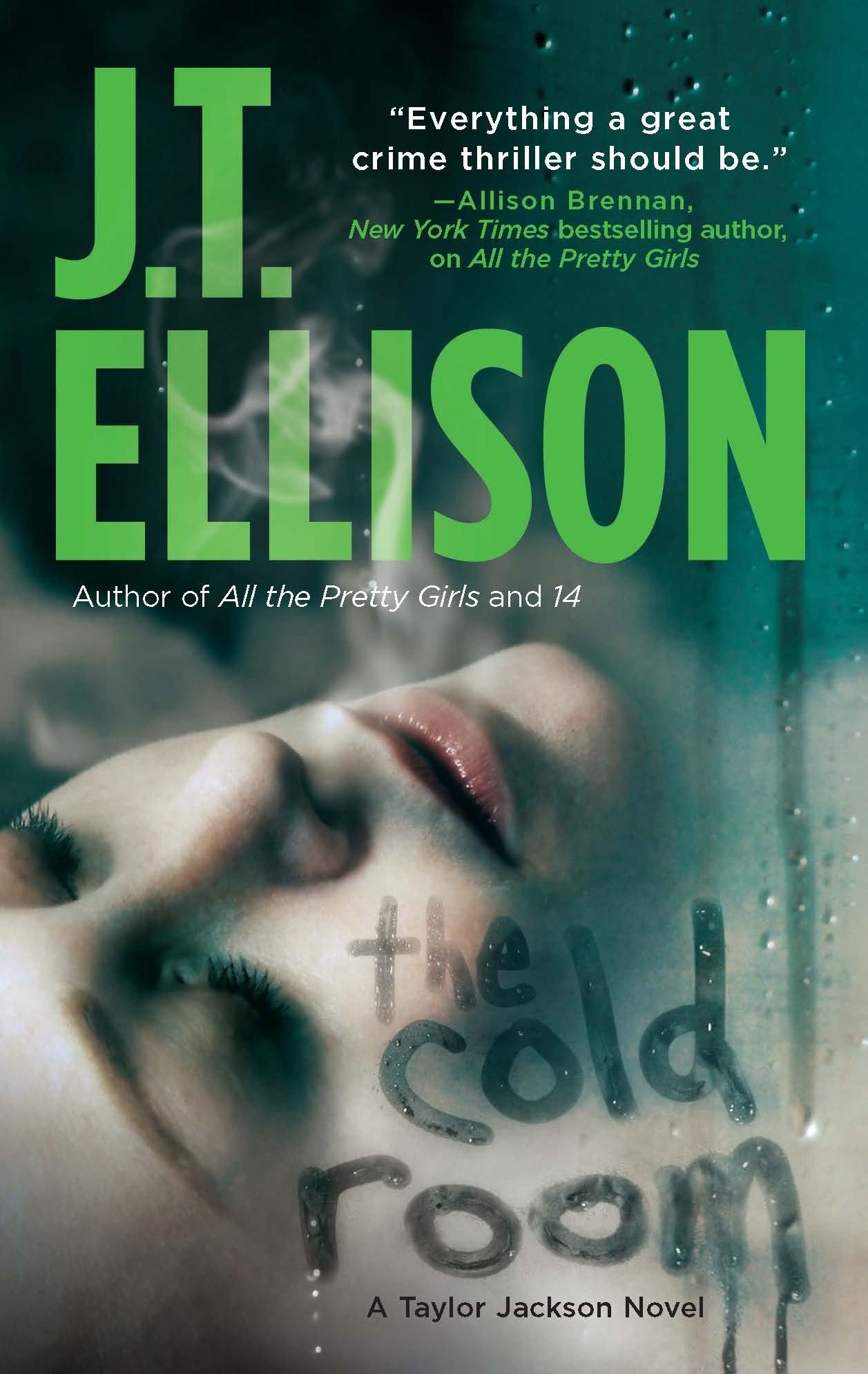 Read Online The Cold Room (A Taylor Jackson Novel) pdf