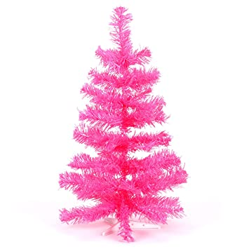 Amazon pinker weihnachtsbaum
