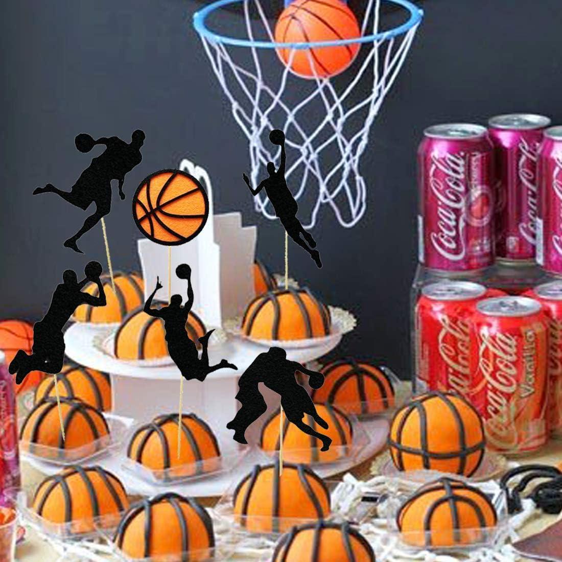 JOYMEMO Suministros para la Fiesta de Baloncesto Baloncesto ...