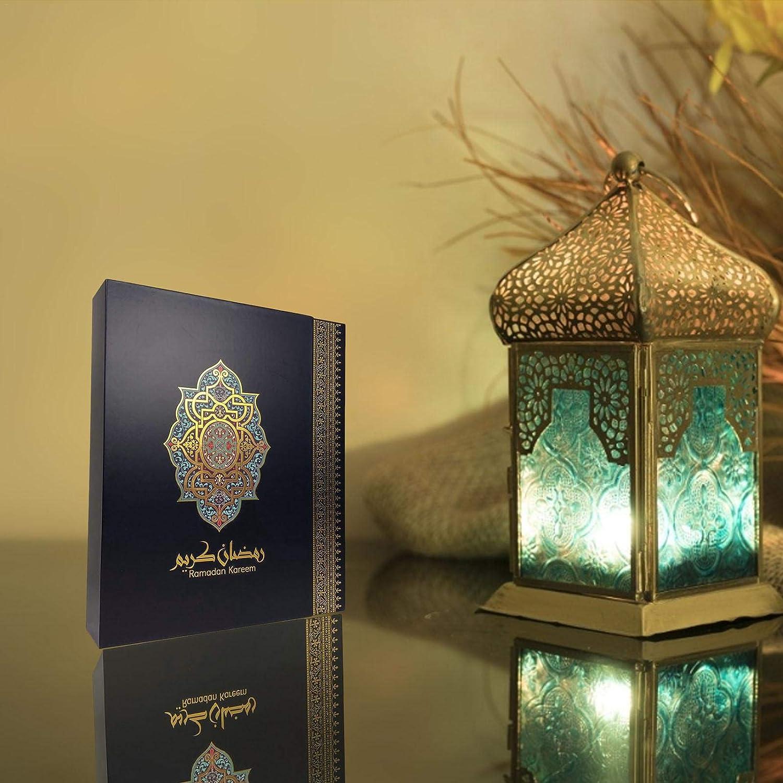 Advent Diary Gift Box,Ramadan Kareem Decorative Case Ramadan Kareem Blind Box Treasure Box Advent Calendar Countdown Calendar Blind Box rcraftn Blind Box