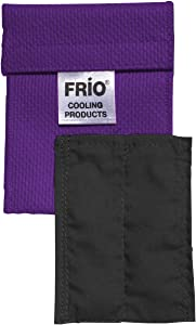 Frio Insulin Cooling Case Mini Wallet, Purple