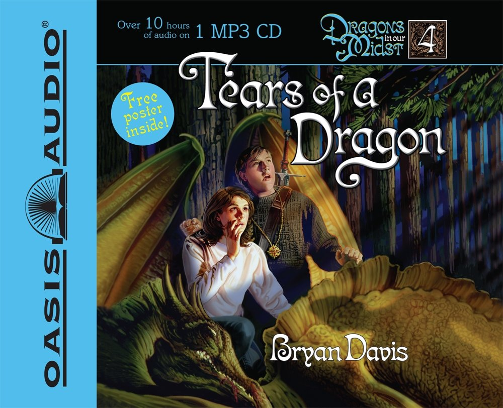 Read Online Tears of a Dragon (Dragons in Our Midst, Book 4) PDF