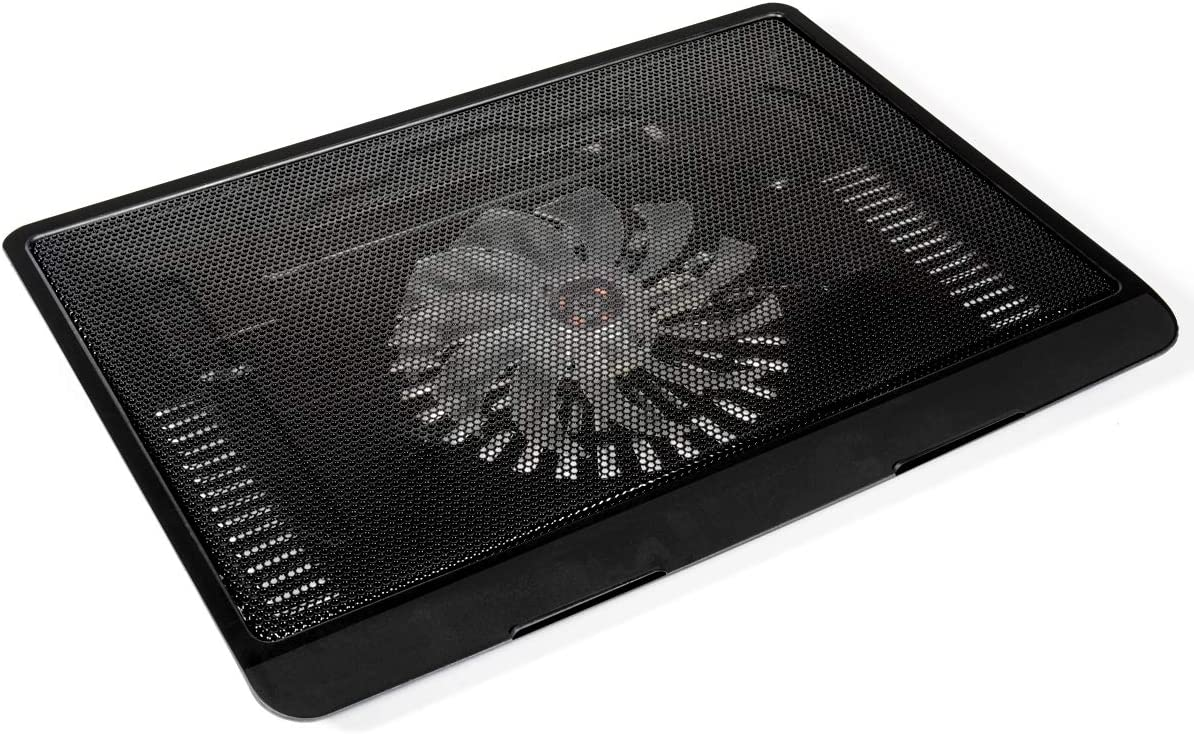 "CaseSack Laptop Cooling Pad for Ultra Slim Notebook and Universal Laptop 14"", 13"" and Smaller"