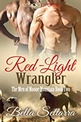 Red-Light Wrangler (The Men of Moone Mountain Book 2)