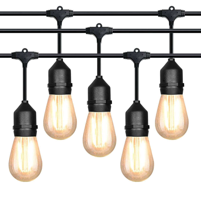 Catena di lampade Tomshine