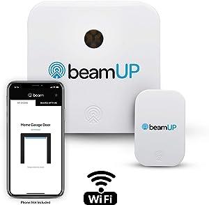 The Smart Controller - V2B - Smart Garage Door Controller - WiFi Garage Door Opener Conversion Kit with NO SUBSCRIPTION FEES - White