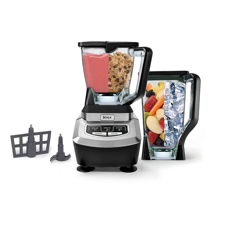 Amazon.com: Ninja Professional Kitchen 1100 - Blender, Processor ...