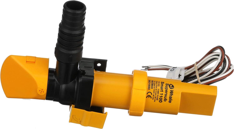 Ttsunsun 16000l//h140w SuperECO Pond Pump Submersible Filtre Escarpins Fish ctf-16000