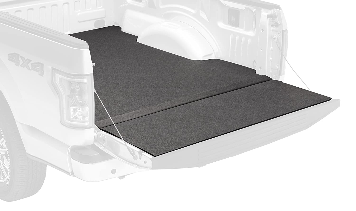 Bedrug IMQ15SCS Impact Mat (15- Ford F1505.5'Bed), 1 Pack