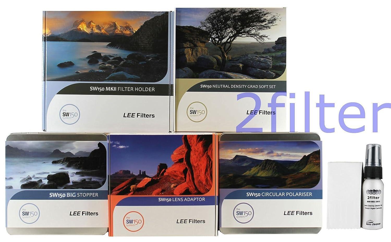 Lee Filters Sw150 Special Edition Landscape Kit 1 100x150 Graduated Nd Soft Set Includes Mark Ii Holder Edge Grad Big Stopper Circular