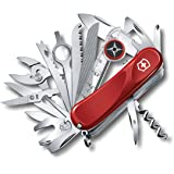 Victorinox Swiss Army Swiss Champ Pocket Knife Red